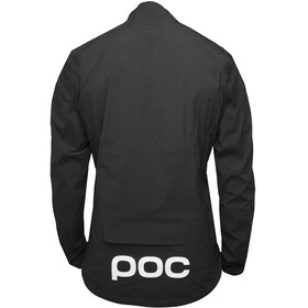 POC Essential Road Splash Jacket Men uranium black